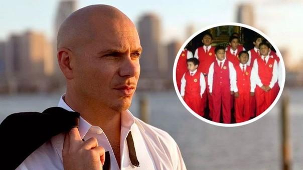 Pitbull ft. Los Toribianitos
