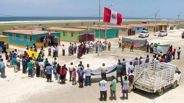 Distrito fronterizo La Yarada-Los Palos
