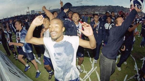 Alianza Lima campeón 2001