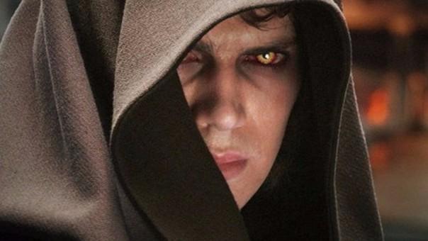 Hayden Christensen en La Venganza de los Sith