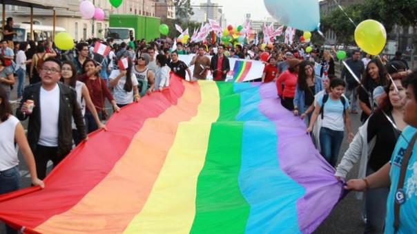 Marcha homosexual