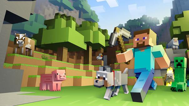 Minecraft ha revolucionado el mercado con un juego de gráficos