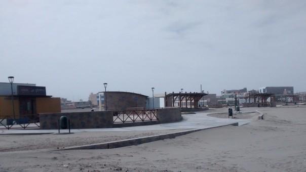 El municipio de Puerto Eten ejecutará el cobro por parqueo