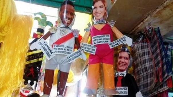 Piñatas Año Nuevo