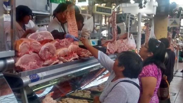 Chancho mercados