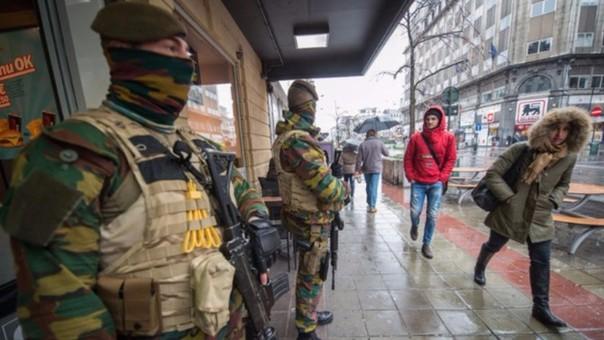 Militares belgas