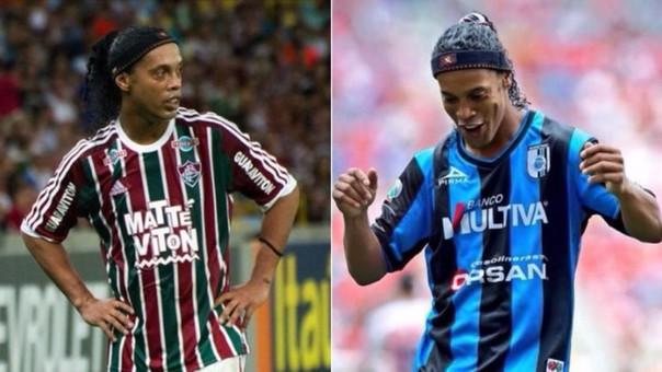 Lo mejor de Ronaldinho en el 2015