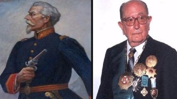 Francisco Bolgnesi y Gustavo Pons Muzzo
