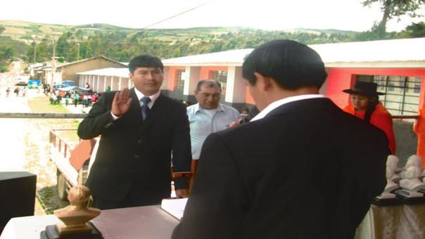 Alcalde juramenta