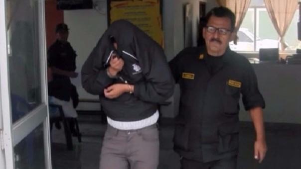 Juan Luis Huahuamullo Apaza acuchilló por celos a pareja de su exesposa.