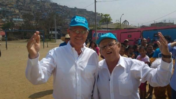Carlos Álvarez y PPK