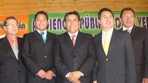 Autoridades regionales