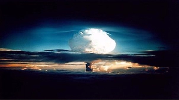 Bomba de fusión nuclear