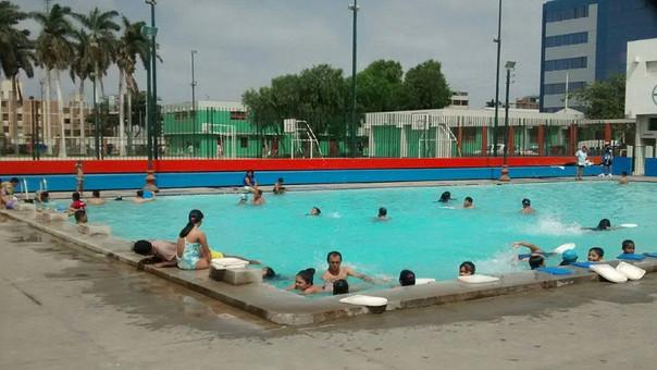 inspección a piscinas