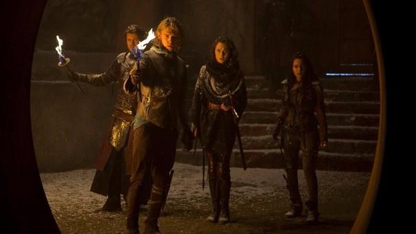 'The Shannara Chronicles' se basa en el libro 'The Elfstones of Shannara' de Terry Brooks.