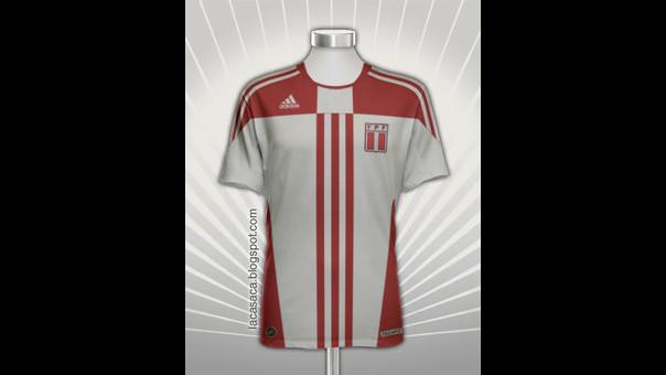 Selección Peruana  ¿Cómo debe ser la camiseta en la Copa América ... 7958a5ee96c8d