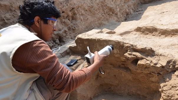 Uso de tecnología en arqueología