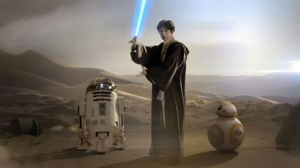 Star Wars en China