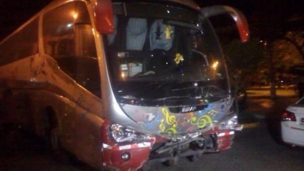 Bus de Corazón Serrano