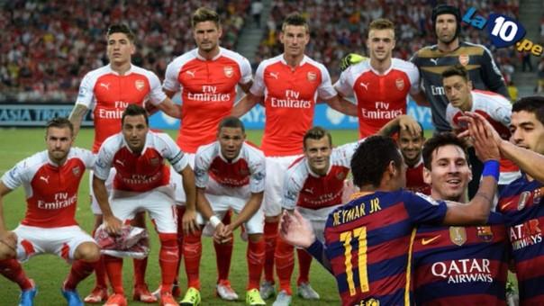 Barcelona quiere a una estrella del Arsenal