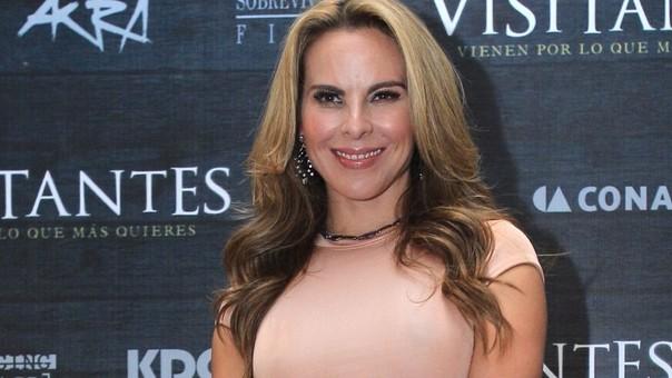 Kate del Castillo escribió hace años un polémico tweet sobre 'El Chapo' Guzmán.