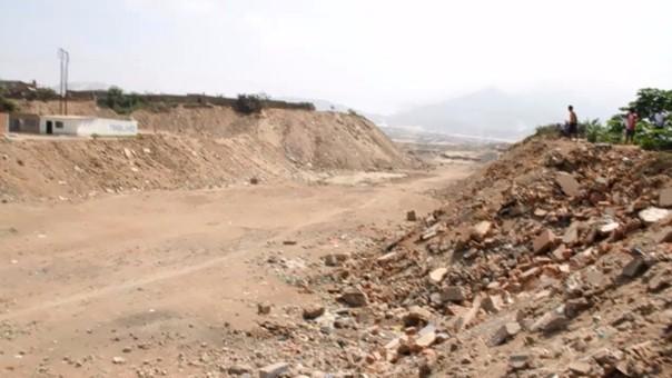Invierten 26 millones en obras de prevención por El Niño
