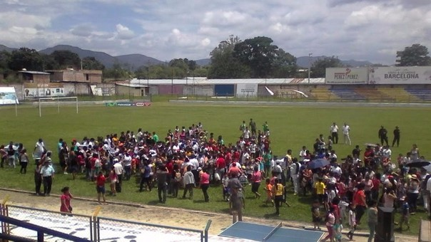 """IPD San Martín inicia """"Programa Deporte Para Todos, Verano 2016""""."""