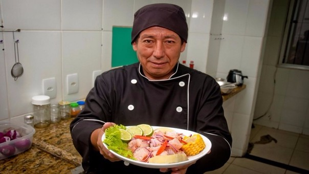 Cevichop, restaurante peruano en Brasil