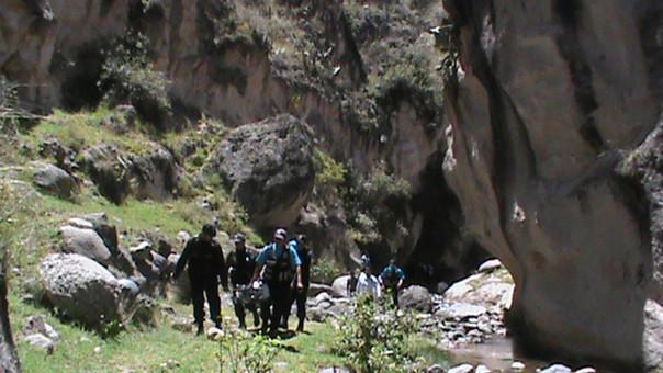 Muerto en Ayacucho