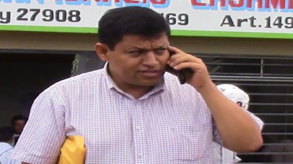 Alcalde de San Ignacio se va de vacaciones sin autorización del consejo provincial