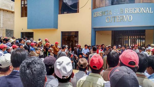 Cajamarca será la sede del proceso de licitación del hospital Santa María de Cutervo