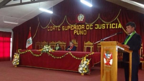 La mayoría de jueces y fiscales de Puno fueron desaprobados por sus colegas.