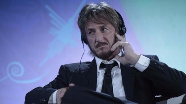 Sean Penn asegura que gobierno mexicano lo puso en riesgo