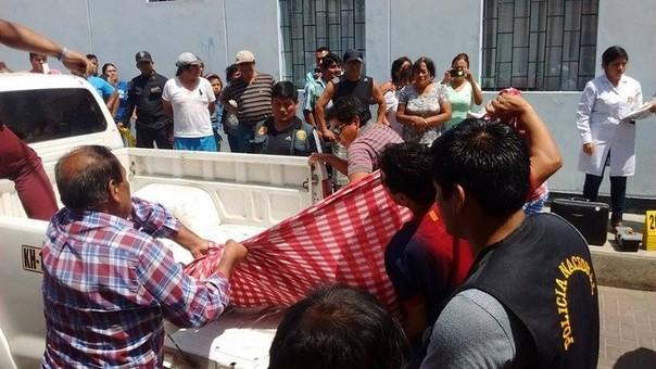 Crimen en Chimbote