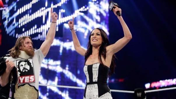 Brie Bella Aseguró Que Practica Wrestling Desnuda Con Daniel Bryan