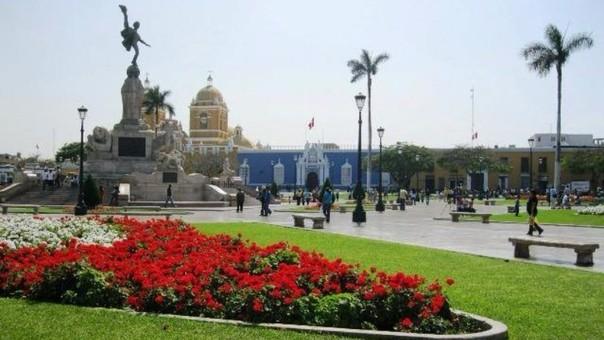 Plaza de Trujillo