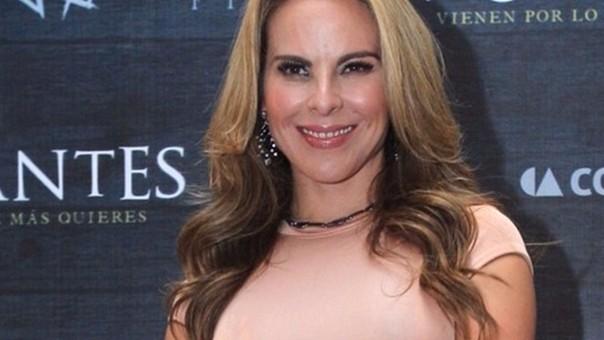 Se revelan detalles sobre el futuro de la actriz Kate del Castillo
