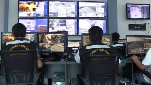 Camaras de vídeo vigilancia