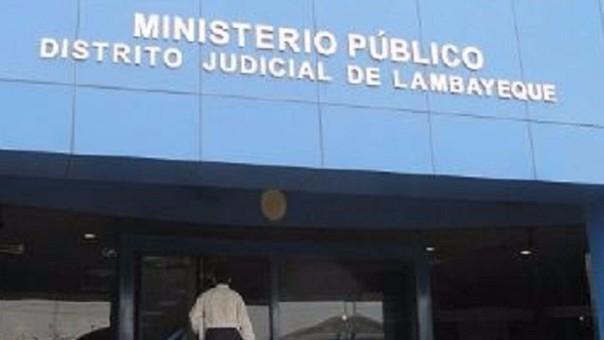 Ministerio Público en Chiclayo