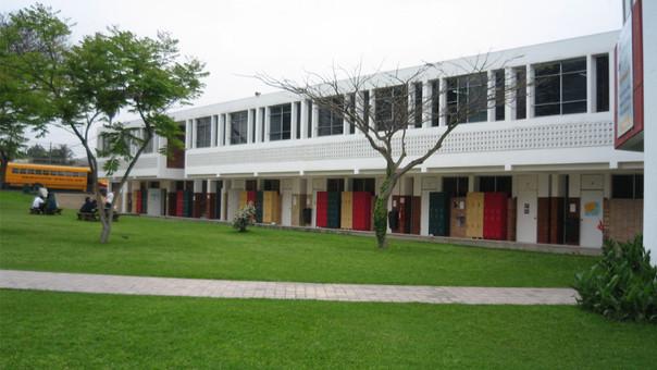 El colegio Roosevelt, uno de los más caros de Lima.