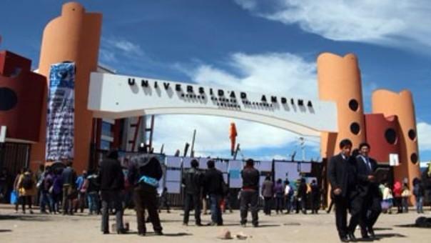 Juliaca Viajaran A Lima Por Nombramientos Irregulares En La Uancv
