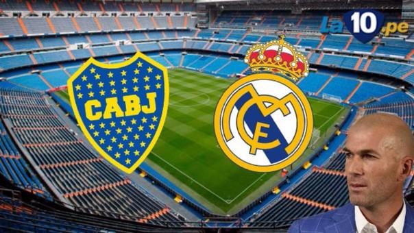 Real Madrid quiere a un jugador de Boca Juniors