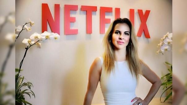 Kate del Castillo protagoniza 'La Ingorbernable'