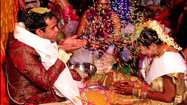 Matrimonio Indio