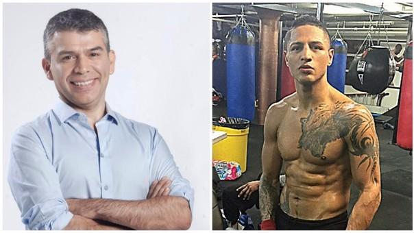 Julio Guzmán y Jonathan Maicelo