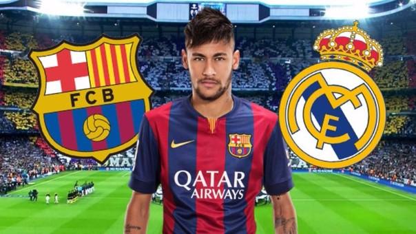 La verdad sobre la supuesta reunión entre Neymar y el Real Madrid