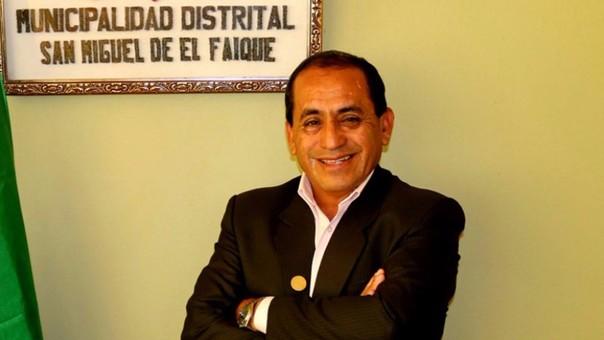Alcaldes de San Miguel de El Faique, Rodrigo Chinchay