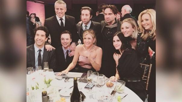 Friends: lanzan primera imagen de la ansiada reunión