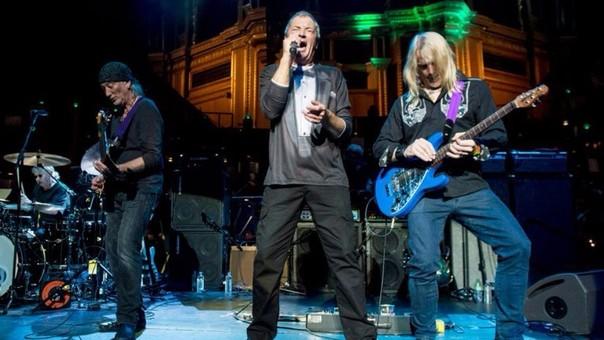 Deep Purple, nuevo ingreso al Salón de la fama del rock