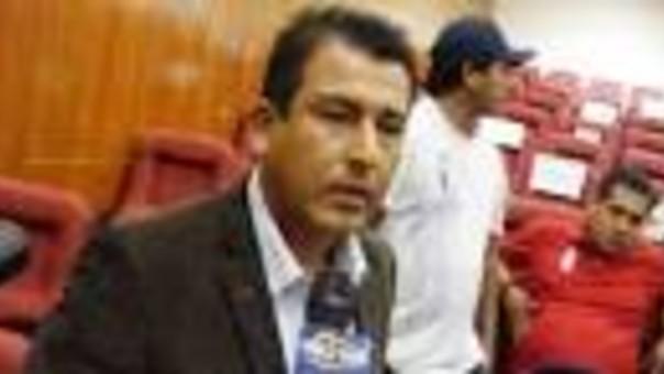 Alcalde de la Municipalidad Provincial de Casma, Joseph Pérez Mimbela